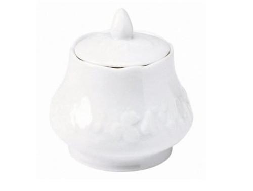 BIA Cordon Bleu Blanc De Blanc 11 oz. Sugar Bowl, White