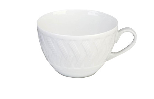 BIA Cordon Bleu Louisiane 5.75 oz. Tea Cup, White