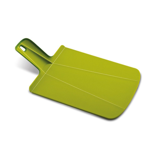 Joseph Joseph Small Chop2Pot Plus Cutting Board, Green