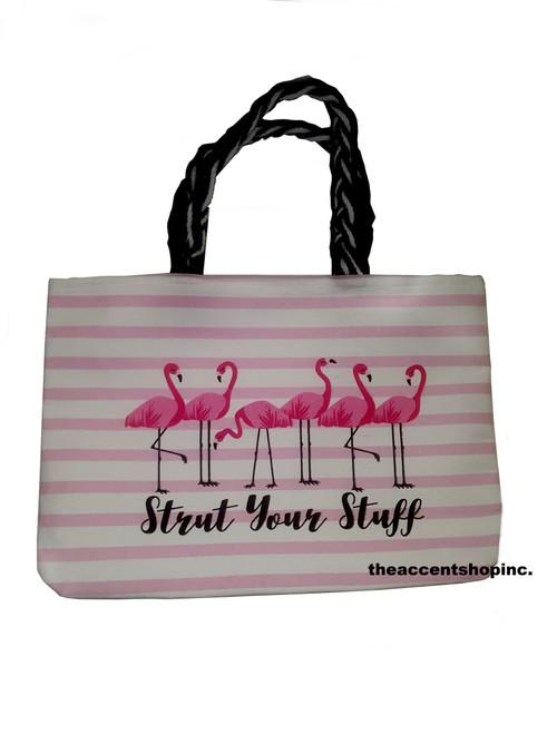 Midwest CBK Flamingo Tote