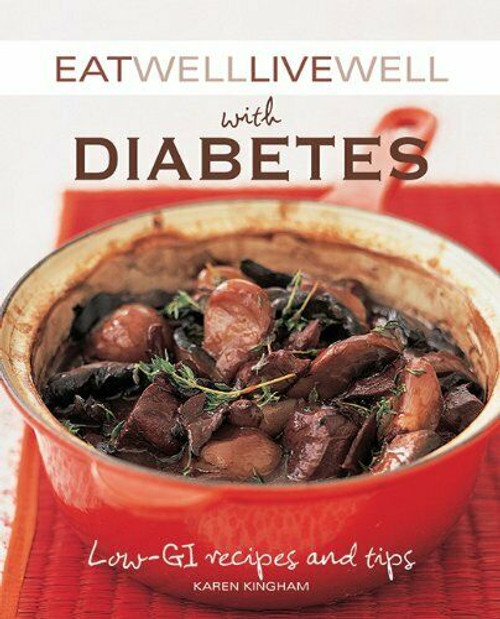 KSC Cookbook, Eat Well Live Well with Diabetes by Karen Kingham