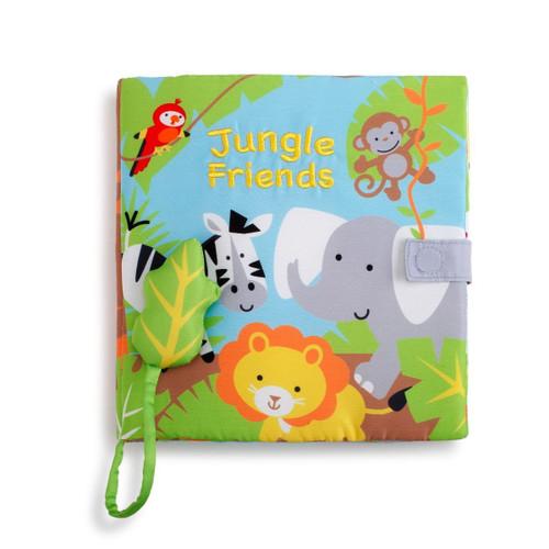 """Demdaco """"Jungle Friends"""" Book"""