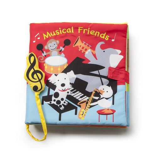 "Demdaco ""Musical Friends"" Book"