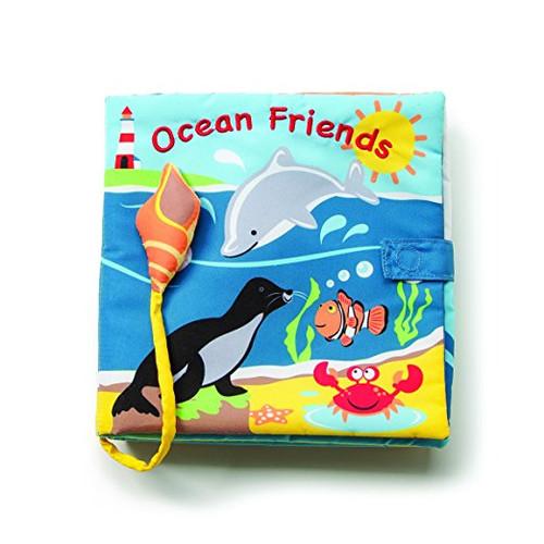 "Demdaco ""Ocean Friends"" Book"