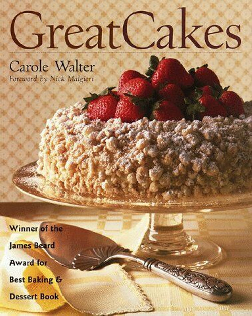 KSC Cookbook, Great Cakes by Carole Walter