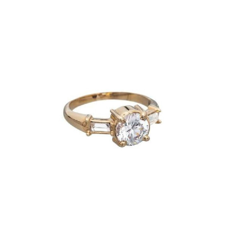 Annaleece Engaging Ring, Size 8