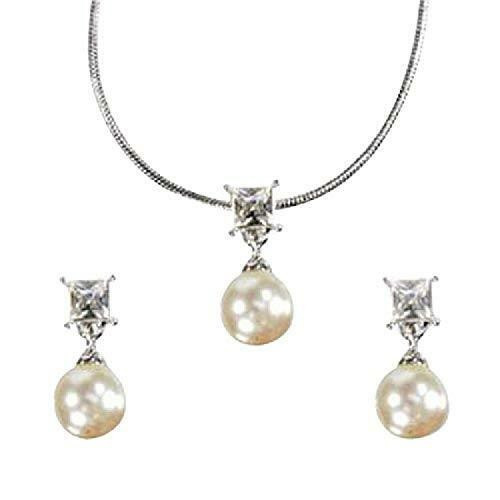 Annaleece Flawless Earring and Necklace Set