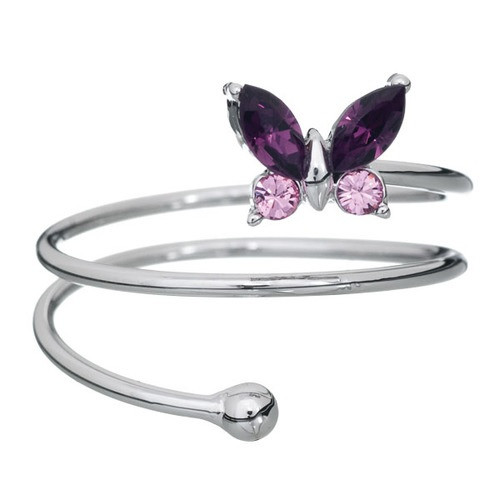 Annaleece Flutters Around Ring, Size 8