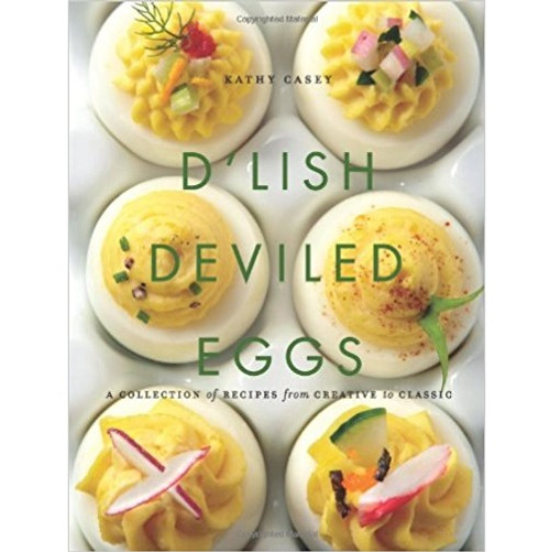 Simon & Schuster - D'Lish Deviled Eggs: A Collection of Recipes