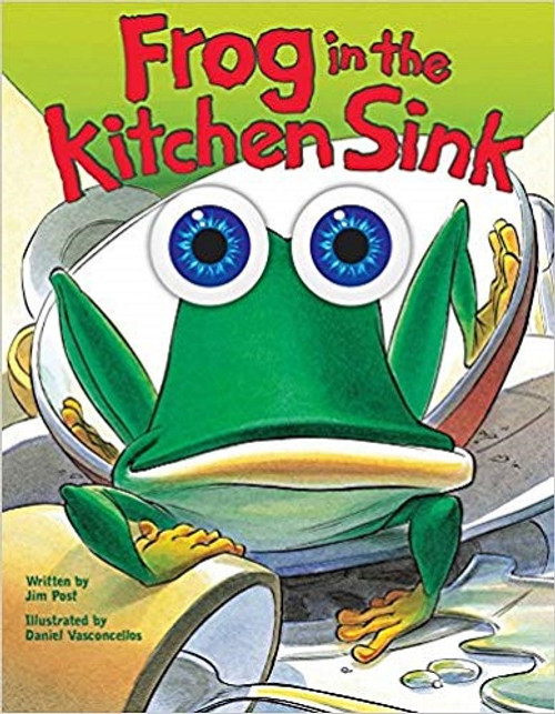 Simon & Schuster - Frog in the Kitchen Sink