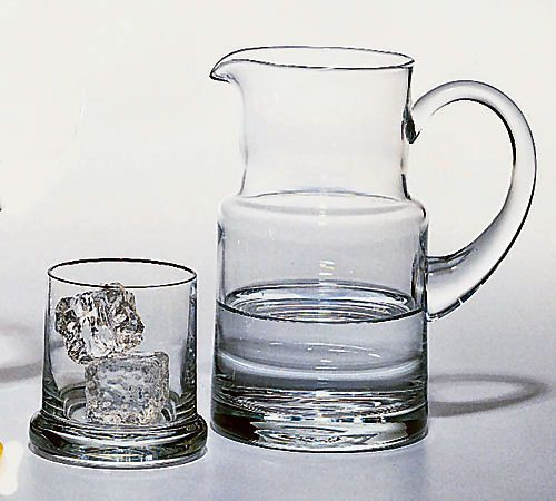 "Badash 8"" Manhattan Carafe Set (K905)"