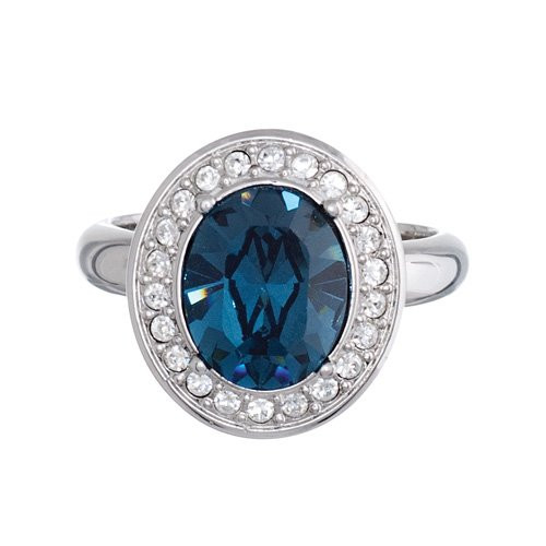 Annaleece Royal Bliss Ring, Size 7