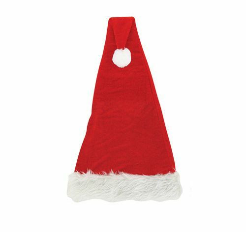 DM Merchandising Red Holiday Hat