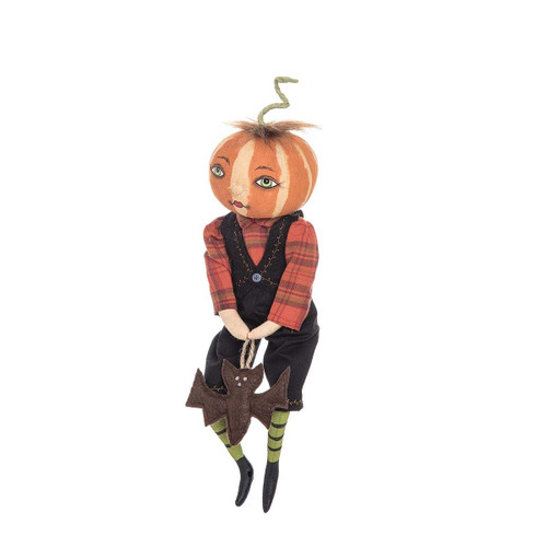 C&F Enterprises Nevin Pumpkin Head Figure