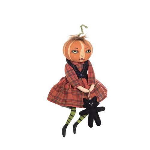 C&F Enterprises Nelly Pumpkin Head Figure