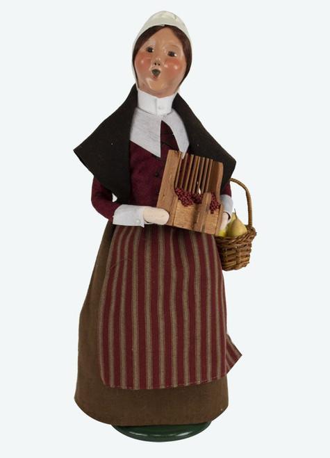 Byers' Choice Caroler, Pilgrim Woman (5011C)