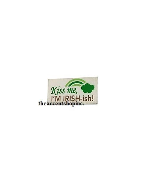 Ganz Irish Magnet - Kiss Me I'm Irish