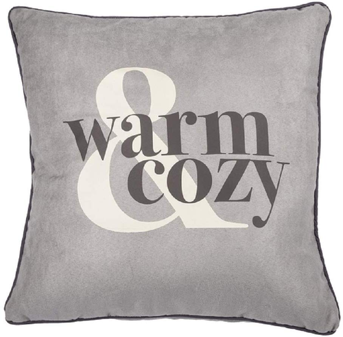 Ganz Pillow, Warm and Cozy