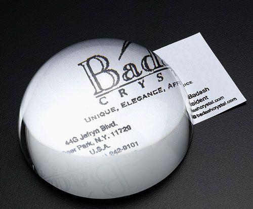 """Badash 3"""" Magnifying Paperweight (SU318)"""
