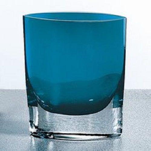 """Badash 8"""" Samantha Peacock Blue Vase (K2039)"""