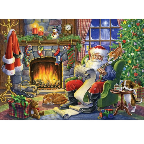 Vermont Christmas Company Advent Calendar, Naughty or Nice