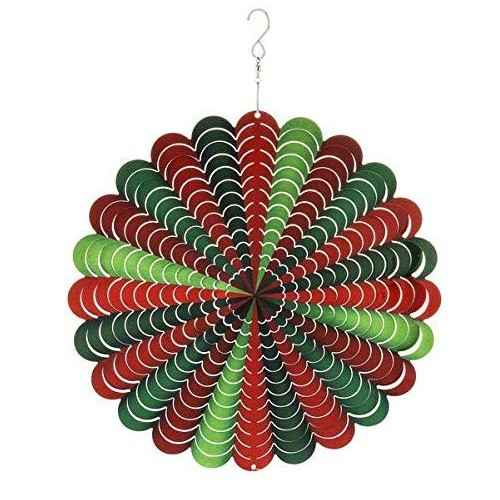 Ganz Christmas Sphere Hanging Spinner