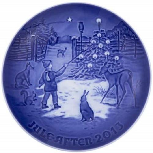 Bing & Grondahl 2013 Christmas Plate