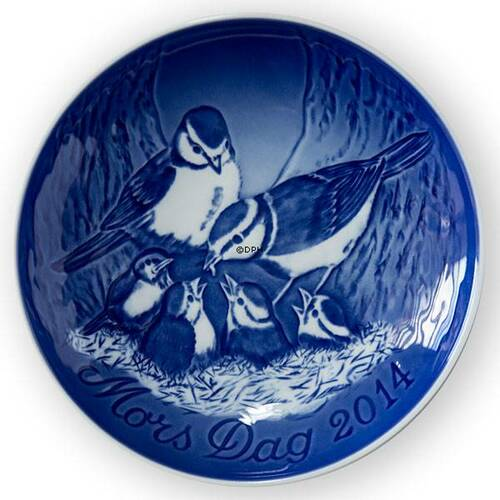 Bing & Grondahl 2014 Mother's Day Plate
