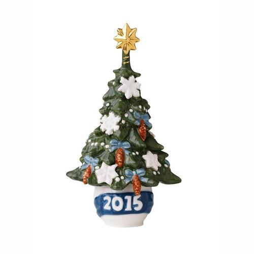 Royal Copenhagen 2015 Annual Christmas Tree