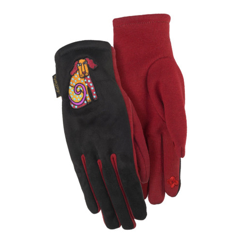 Howard's Suede Gloves, Dog Tales