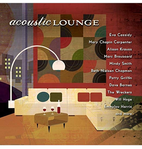 Green Hill Productions Acoustic Lounge CD