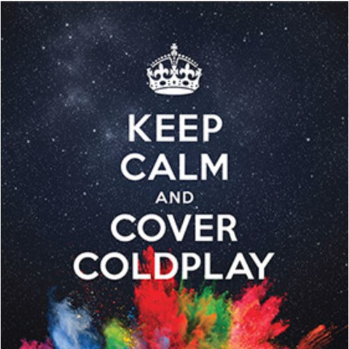 Green Hill Productions Keep Calm and Cover Coldplay CD