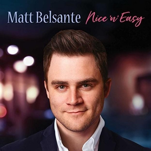 Green Hill Productions Nice 'N' Easy by Matt Belsante CD
