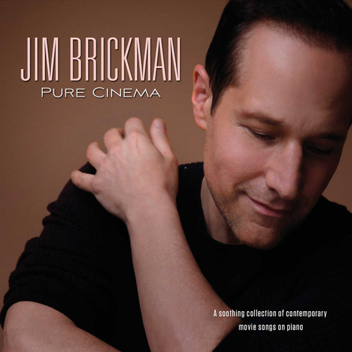 Green Hill Productions Pure Cinema by Jim Brickman CD