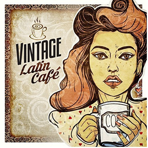 Green Hill Productions Vintage Latin Cafe CD
