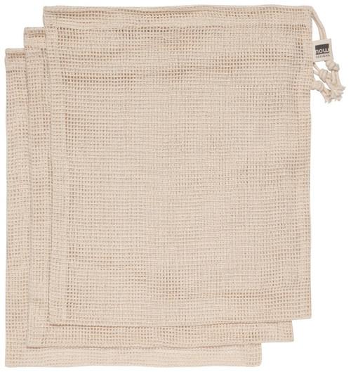 Now Designs Set of 3 Produce Bags - Unbleached Le Marché
