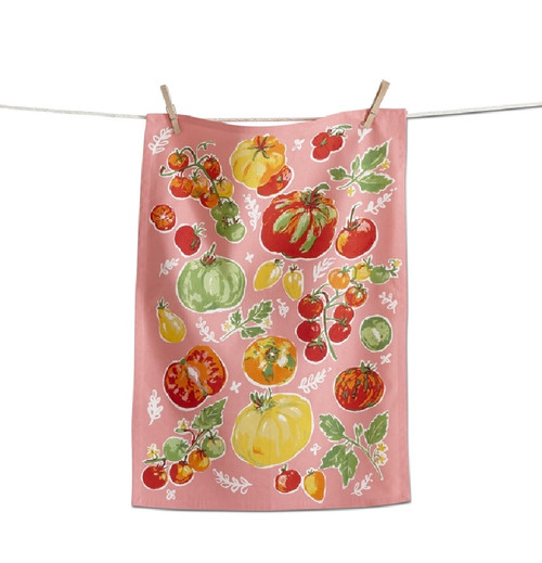 TAG Tomatoes Dishtowel