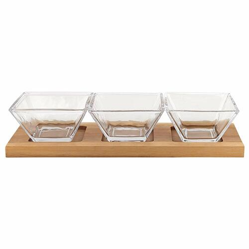Badash - Condiment Bowl Set, 3 Piece Set (B25)