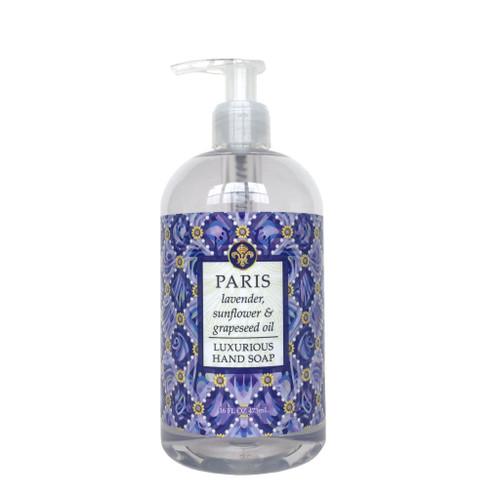 Greenwich Bay Trading 16oz Hand Soap, Paris