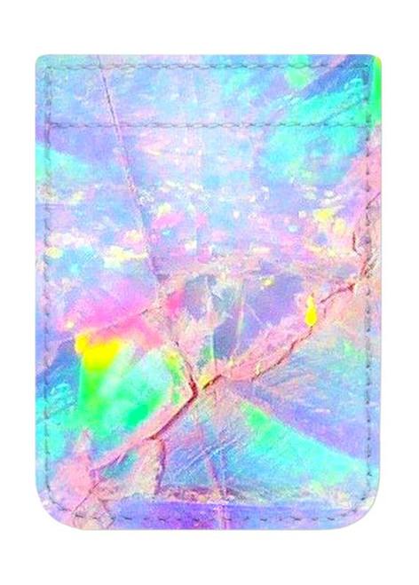 iDecoz Phone Pocket, Opal Print