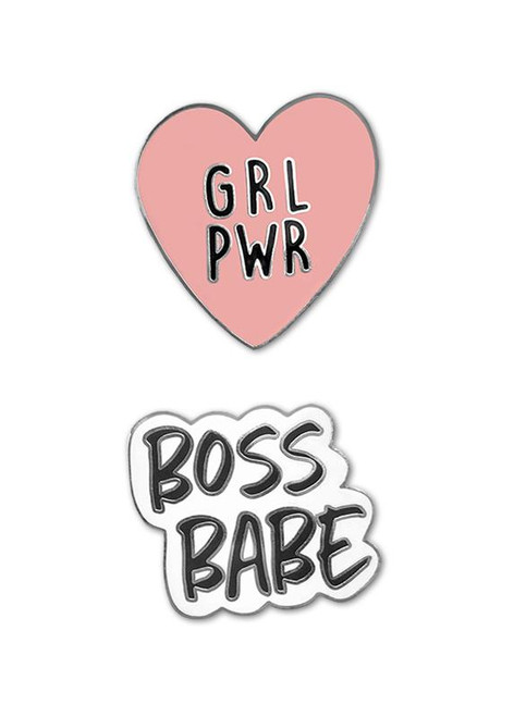 iDecoz Phone Charms, Girl Power