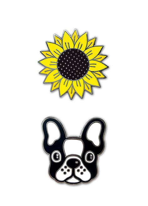 iDecoz Phone Charms, Sunflower