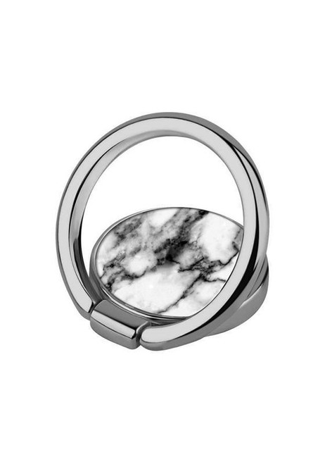 iDecoz Phone Ring, White Marble
