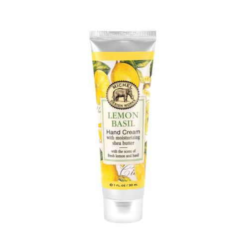 Michel Design Works Hand Cream, Lemon Basil