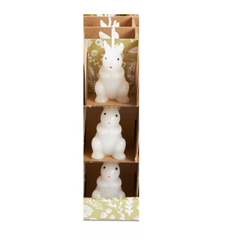 TAG - Be 'Hoppy' Candles, Bunny