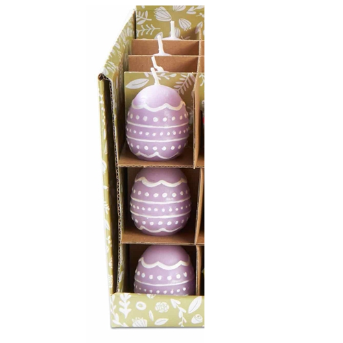 TAG - Be 'Hoppy' Candles, Easter Egg