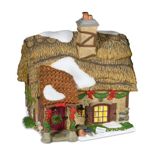 Department 56 Dickens' Village Hollyberry Cottage
