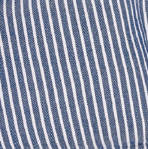 C&F Enterprises Bengal Stripe Throw, Indigo