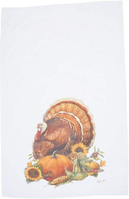 C&F Enterprises Turkey Kitchen Towel