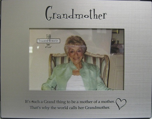 Ganz 4x6 Grandmother Frame
